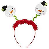 Snowman Head Boppers