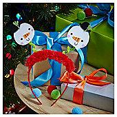 Snowman Christmas Head Boppers