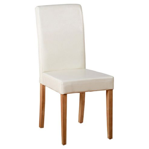 Home Essence G3 Dining Chair in Cream (Set of 2)