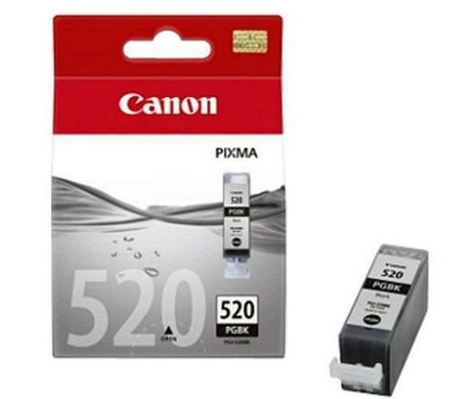 Canon Pgi-520 Ink Cartridge for Canon Pixma Printers - Black
