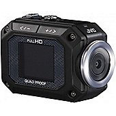 JVC Adixxion GX-XA1 (5MP) Action Camera 5x Digital Zoom 1.5 inch LCD (Black)