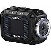 JVC Adixxion GX-XA1 (5MP) Action Camera 5x Digital Zoom 1.5 inch LCD (Black)