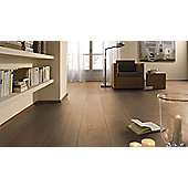Westco 8mm V-Groove Stirling Oak Medium Laminate Flooring