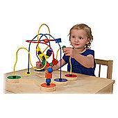 Wooden Bead Maze - Classic Toys - Melissa & Doug