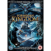 Forbidden Kingdom DVD