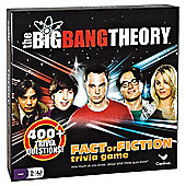 Big Bang Theory Big Bang Trivia
