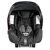 Graco Evo Group 0+ Car Seat - Charcoal