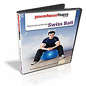Pocket PT Swiss Ball DVD