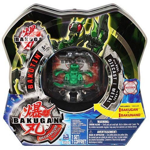 Bakugan Baku Tin
