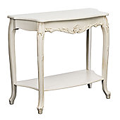 Premier Housewares Chateau Chantilly Console Table