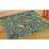 Formula 1, Racing Play Mat 80 x 120 cm