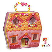 Mini Lalaloopsy Carry Along Play House