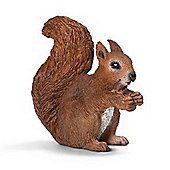 Schleich Squirrel Eating 14684