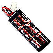 Overlander 3800Mah 7.2V Nimh Battery Pack Stick Subc Premium Sport Tamiya Rc Car