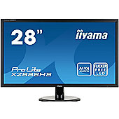 Iiyama Prolite X2888HS-B1 28 Full HD MVA Monitor 5ms Speakers Display Port HDMI