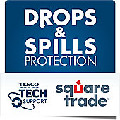SquareTrade 3-Year Consumer Electronics Warranty Plus Accident Protection (£0-£49.99 Items)