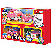 WOW Toys Girls Day Out 3 in 1 Pack