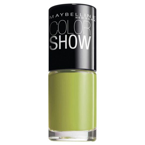 Maybelline Color Show Nail 754 Pow Green