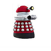 Doctor Who 24-inch Dalek Talking Light-Up Plush (Burgundy) - Soft Toys