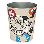 Ethos Wallace and Gromit Waste Paper Bin