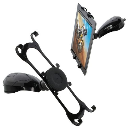 Kit Suction Stand for Tablet with lockable arms