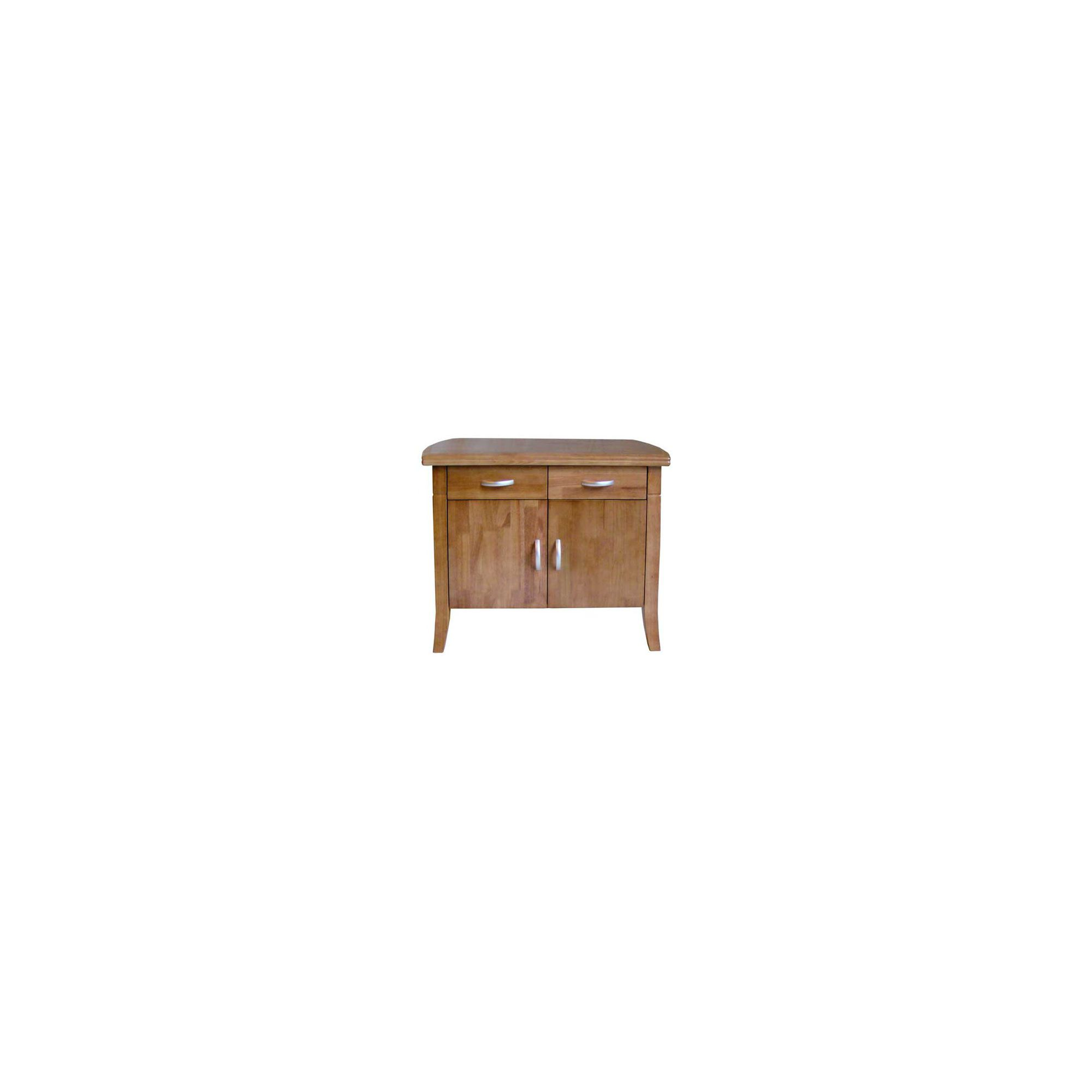 Furniture Link Seville Sideboard in Natural at Tesco Direct