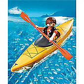 Playmobil Kayaker