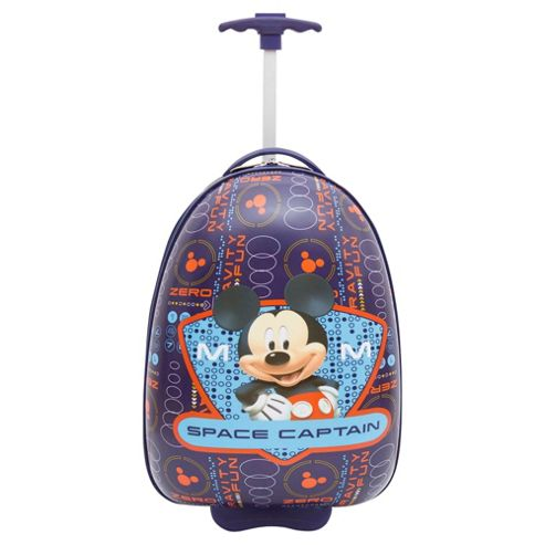 Disney Mickey Mouse Kids' Light Up Suitcase