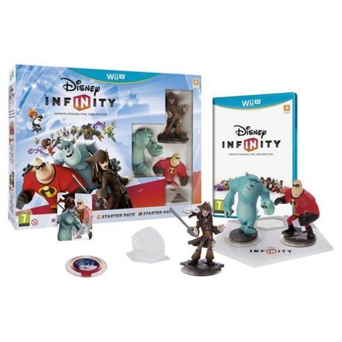 Infinity Starter Pack (WiiU)