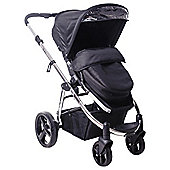Red Kite Push Me Zebu Pushchair, Onyx