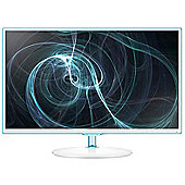 Samsung S24D391HL 24 Full HD LED LCD Monitor White LS24D391HL/EN Resolution 1920x 1080 Full HD Contrast Ratio 1000:1 5ms Response Time