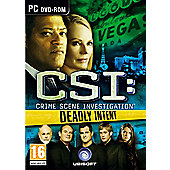 Csi - Crime Scene Investigation - Deadly Intent
