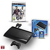 """PS3 12GB (FIFA14, PS PLUS 1YR AND HDMI CABLE)"""