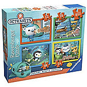 Octonauts 4 In A Box - Ravensburger