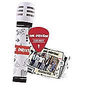 One Direction Microphone Karaoke + App