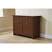 Elements Fuse Sideboard - Walnut