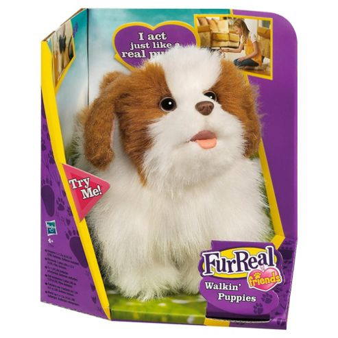 FurReal King Charles Spaniel Walking Pup