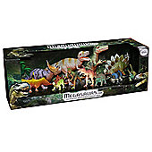 Megasaurs Awesome Dinosaur Figurines 11 Pack
