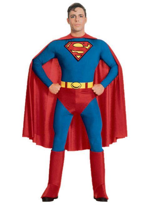 Superman - Adult Costume Size: 42-44