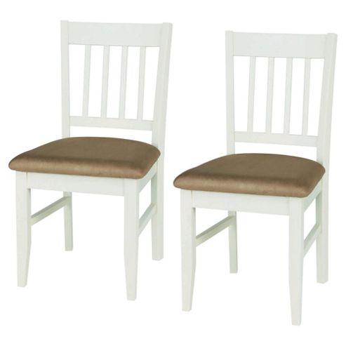 Davenport Pair dining Chairs