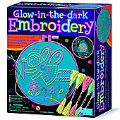 Great Gizmos 4M Glow In The Dark Embroidery