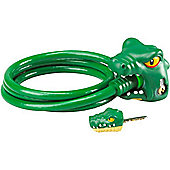 Crazy Stuff Cable Lock: Crocodile