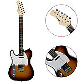 Rocket T Series Standard Electric Left Handed Sunburst
