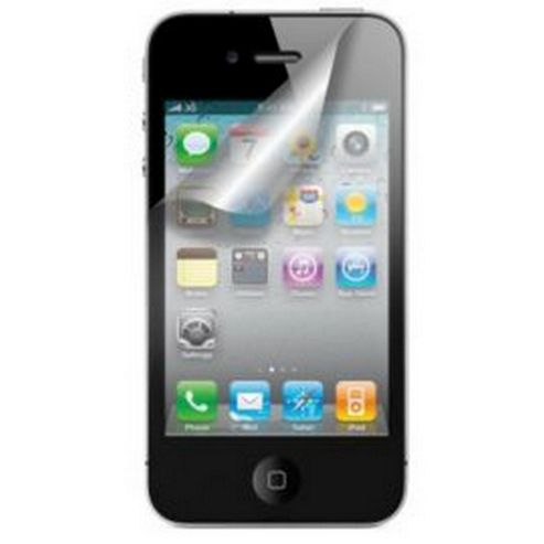 Tortoise™ iPhone 4/4S Screen Protector Twin Pack
