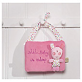 Lollipop Lane Upsy Daisy Door Hanger