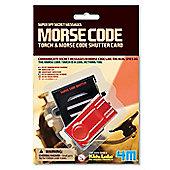 4M KidzLabs Morse Code Kit