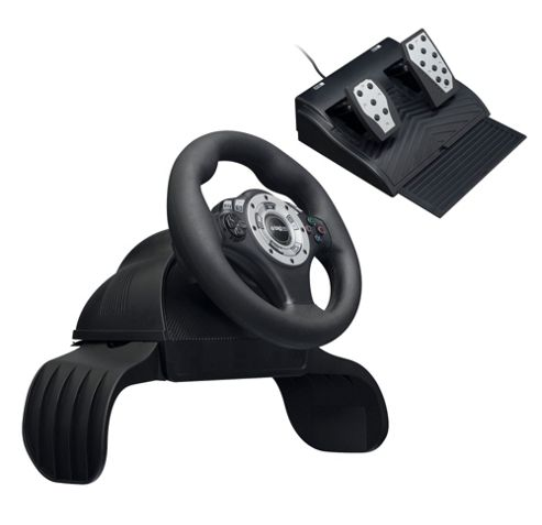 PS3 Racing Wheel Deluxe