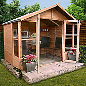BillyOh 4000M 6 x 8 Lucia Tongue and Groove Summerhouse
