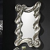 Schuller Modern Molded Frame Mirror - 110cm x 80cm x 7cm