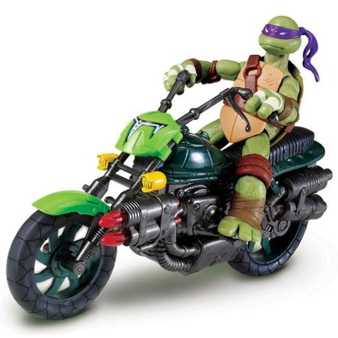 Teenage Mutant Ninja Turtles Rippin' Rider Motorbike